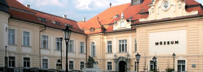 4. TranzEl: Podunajské múzeum, kultúrny palác Komárno