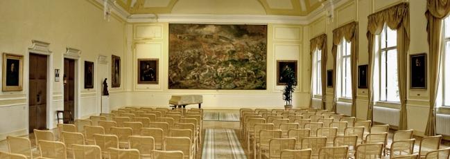 5. TranzEl: Podunajské múzeum, kultúrny palác Komárno