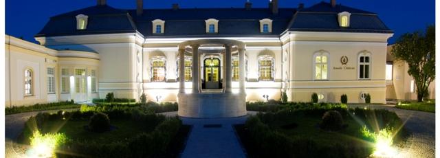 6. TranzEl: Hotel Amade Chateau - Vrakúň