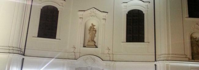 12. TranzEl: Kostol Svätéhe Ondreja - Komárno