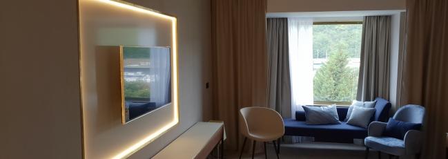 22. TranzEl: Hotel InterContinental Praha