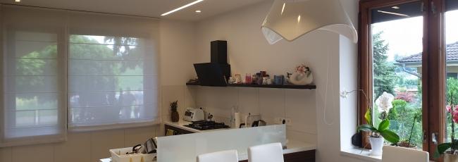 TranzEl: osvetlenie kuchyne - Komárno