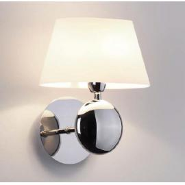 Svietidlo nástenné, jednoramenné - objímka: G9 - halogén max. 40W, LED max. 5W