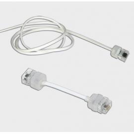 Spojovací kabel pre LED modul - rohový - RGB