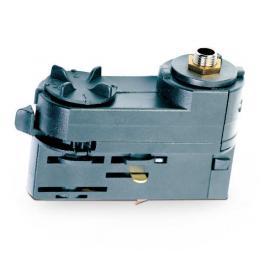 Adaptér: 230V/16A pre kolajnicový systém ovál - obj.č. 001353