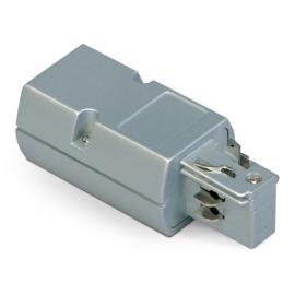 Napájacia svorkovnica ovál - ľavá: pre 3.fázový koľajnicový systém 230V/16A, obj.č. 001353