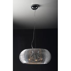 Svietidlo stropné závesné - objímka: E-27 - halogén max. 3x60W, kompakt max. 3x15W