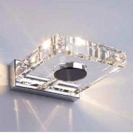 Svietidlo nástenné - objímka: G9 - halogén max. 1x40W