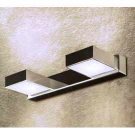 Svietidlo nástenné - LED 2x3W 3100°K