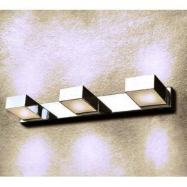 Svietidlo nástenné - LED 3x3W 3100°K