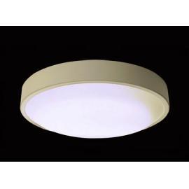 Svietidlo stropné - objímka: 2GX13 - kruhová žiarivka. 1x22W + 1x40W