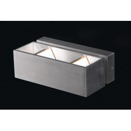 Svietidlo nástenné - objímka: 2xG9 - halogén 2x40W