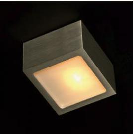 Svietidlo nástenné - objímka:1xG9 - halogén 1x40W