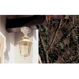 Svietidlo stropné - objímka:1xE27- halogén 1x100W, kompakt 1x15W, LED 1x5W