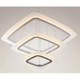 Svietidlo stropné závesné - LED - 230V - 80W - 3000°K