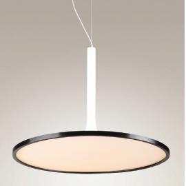 Svietidlo stropné závesné - LED - 230V - 28W - 3000°K
