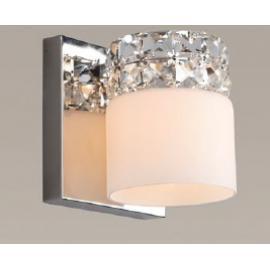 Svietidlo nástenné - objímka: 1xG9 - halogen 1x40W