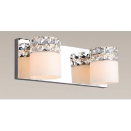 Svietidlo nástenné - objímka: 2xG9 - halogen 2x40W