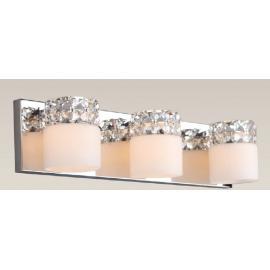 Svietidlo nástenné - objímka: 3xG9 - halogen 3x40W