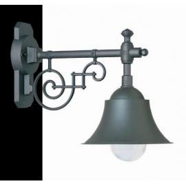 Svietidlo nástenné - objímka:1xE27- halogén 1x150W, kompakt 1x23W, LED 1x5W