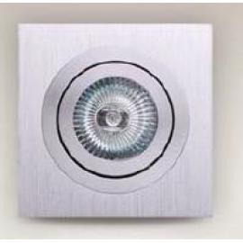 Svietidlo bodové - stropné podhľadové - objímka: 1xGU5,3 - 12V - halogén 1x5W