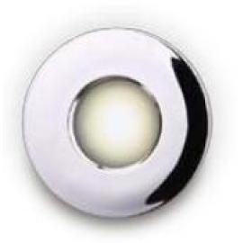 Svietidlo bodové - stropné podhľadové - objímka: GU5,3 - 12V - halogén 1x35W