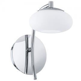 Svietidlo nástenné - svetelný zdroj: 1xLED 6W, 3000K, 460 lm