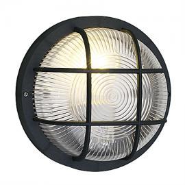 Svietidlo nástenné - objímka: 1xE27 - halogén max. 1x40W, kompakt max. 1x9W, LED max. 1x9W