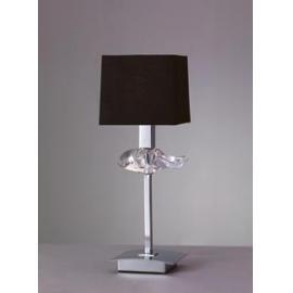 Svietidlo stolové - objímka: 1xE14 - halogén max. 1x40W, kompakt max. 1x11W, LED max. 1x11W