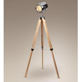 Svietidlo stojanové - objímka: 1xE27 - halogén max. 1x40W, , kompakt max. 1x10W, LED max. 1x10W