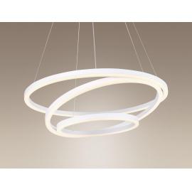 Svietidlo stropné závesné - svetelný zdroj: LED 105W, 3000K, 5140lm