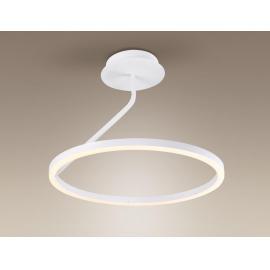 Svietidlo stropné prisadené - svetelný zdroj: LED 24W, 3000K, 1330lm