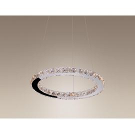 Svietidlo stropné závesné - svetelný zdroj: 24xLED 1W, 3000K, 1730lm