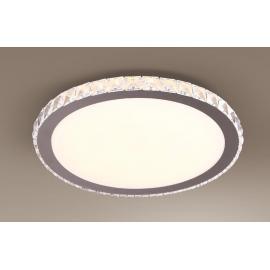 Svietidlo stropné prisadené - svetelný zdroj: 1xLED 24W, 3000K, 1500lm