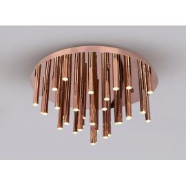 Svietidlo stropné prisadené - svetelný zdroj: 33xLED 1W, 3000K, 1980lm