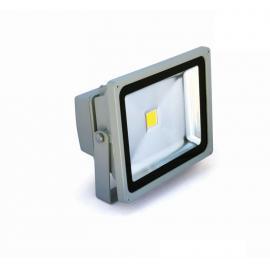 Svietidlo reflektorové LED RGB - 10W - IP65 s dialkovým ovladačom