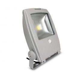 Svietidlo nástenné senzorové: 100-240V - LED 1x10W - IP65