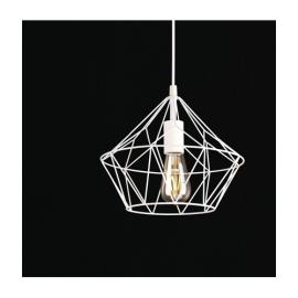 Svietidlo stropné závesné - 1 x 60W - E27 - 230V
