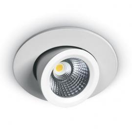 Svietidlo stropné podhľadové: 700mA - LED 1x12W - IP20