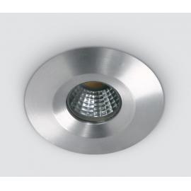 Svietidlo stropné podhľadové: 230V - LED 1W/3W - IP65