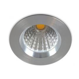 Svietidlo stropné podhľadové: 230V - LED 5W - IP44