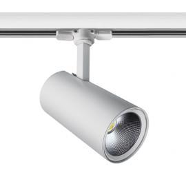 Svietidlo koľajnicové: 230V - 30W LED - IP20