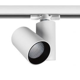 Svietidlo koľajnicové: 230V - LED 10W - IP20