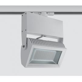 Svietidlo koľajnicové: 230V - 42W LED - IP20