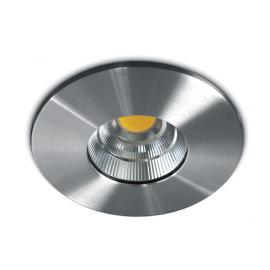 SVIETIDLO BODOVÉ ZAPUSTENÉ/VSADENÉ - OBJÍMKA: 15W/COB LED - 3000 IP 54