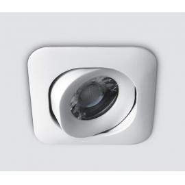 Svietidlo stropné podhľadové bodové: 230V - Objímka GU10 - IP20