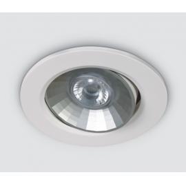Svietidlo stropné podhľadové: 230V - LED 1x6W - IP20