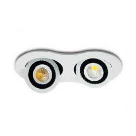 Svietidlo stropné podhľadové: 700mA - LED 2x7W - IP20