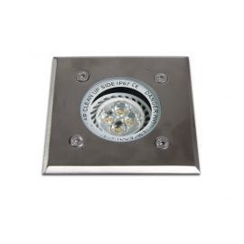 Svietidlo podlahové: 100-240V - 1xGU10 - IP67