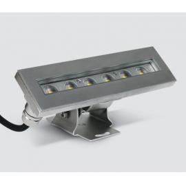 Svietidlo fontánové: 24V DC - LED1x12W - IP68